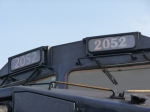 CDTX 2052 Numberboard's